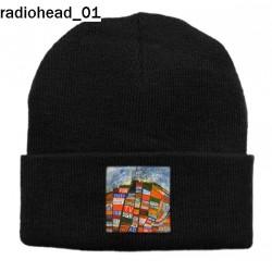Czapka zimowa Radiohead 01