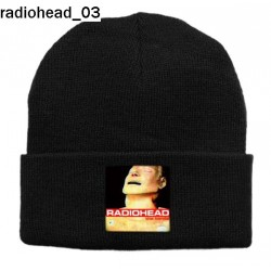 Czapka zimowa Radiohead 03