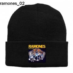 Czapka zimowa Ramones 02