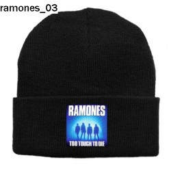 Czapka zimowa Ramones 03