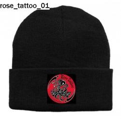 Czapka zimowa Rose Tattoo 01