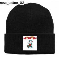 Czapka zimowa Rose Tattoo 02