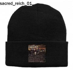 Czapka zimowa Sacred Reich 01