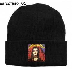 Czapka zimowa Sarcofago 01