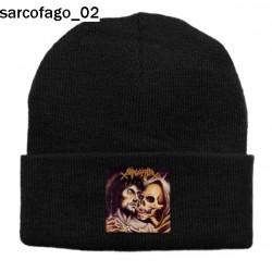 Czapka zimowa Sarcofago 02