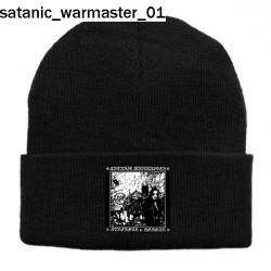 Czapka zimowa Satanic Warmaster 01