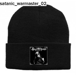 Czapka zimowa Satanic Warmaster 02