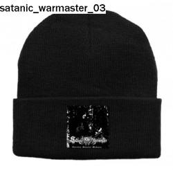 Czapka zimowa Satanic Warmaster 03