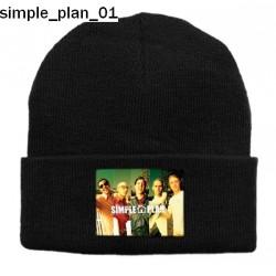 Czapka zimowa Simple Plan 01