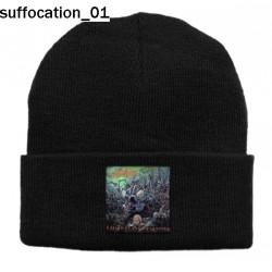 Czapka zimowa Suffocation 01
