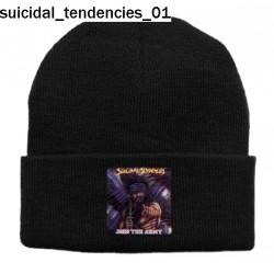 Czapka zimowa Suicidal Tendencies 01