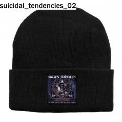 Czapka zimowa Suicidal Tendencies 02