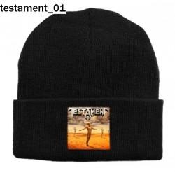 Czapka zimowa Testament 01