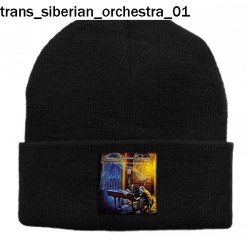 Czapka zimowa Trans Siberian Orchestra 01