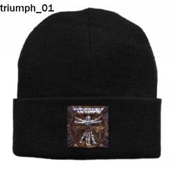 Czapka zimowa Triumph 01