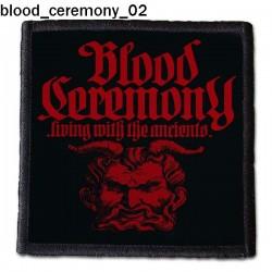 Naszywka Blood Ceremony 02