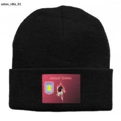 Czapka zimowa Aston Villa 01