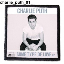 Naszywka Charlie Puth 01