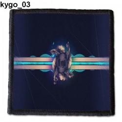 Naszywka Kygo 03