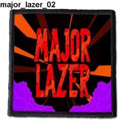 Naszywka Major Lazer 02