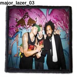Naszywka Major Lazer 03