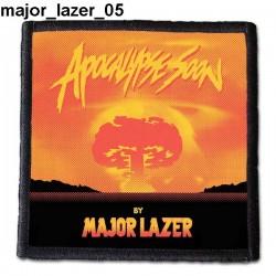 Naszywka Major Lazer 05