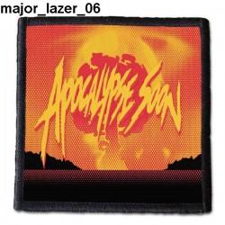 Naszywka Major Lazer 06