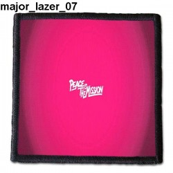 Naszywka Major Lazer 07