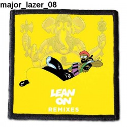 Naszywka Major Lazer 08