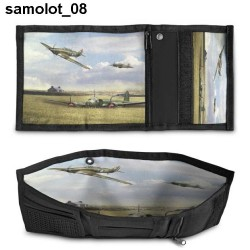 Portfel Samolot 08