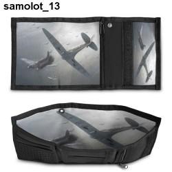 Portfel Samolot 13