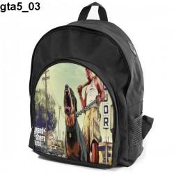 Plecak szkolny Gta 5 03