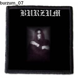 Naszywka Burzum 07