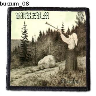 Naszywka Burzum 08
