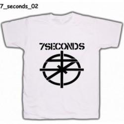 Koszulka 7 Seconds 02 biała