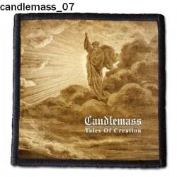 Naszywka Candlemass 07