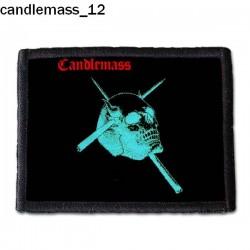 Naszywka Candlemass 12