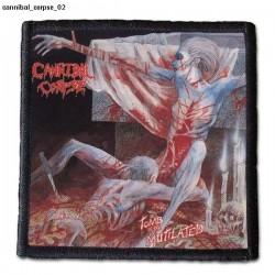 Naszywka Cannibal Corpse 02