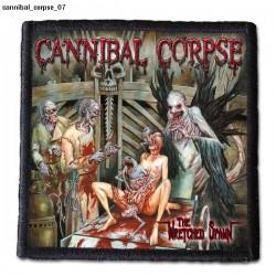 Naszywka Cannibal Corpse 07