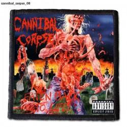 Naszywka Cannibal Corpse 08