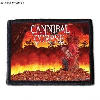 Naszywka Cannibal Corpse 18