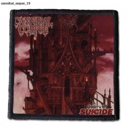 Naszywka Cannibal Corpse 19