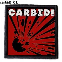Naszywka Carbid 01