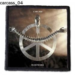 Naszywka Carcass 04