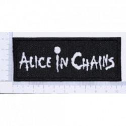 Naszywka haft Alice In Chains 01