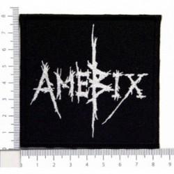 Naszywka haft Amebix 01