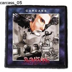 Naszywka Carcass 05