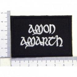 Naszywka haft Amon Amarth 01