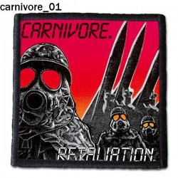 Naszywka Carnivore 01