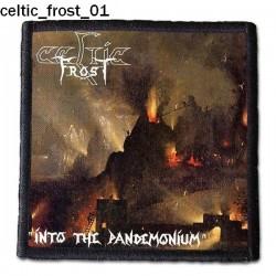 Naszywka Celtic Frost 01